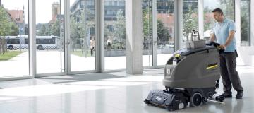 Zemin Temizleme Makineleri Servisi